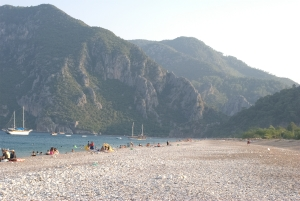 Çirali and Olympos beach