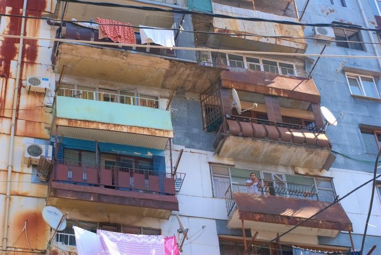 The 'flip side' of Batumi