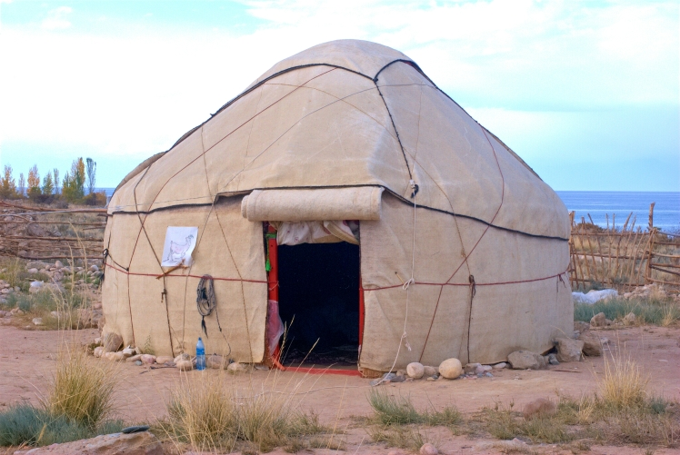 Our accommodation for the night
